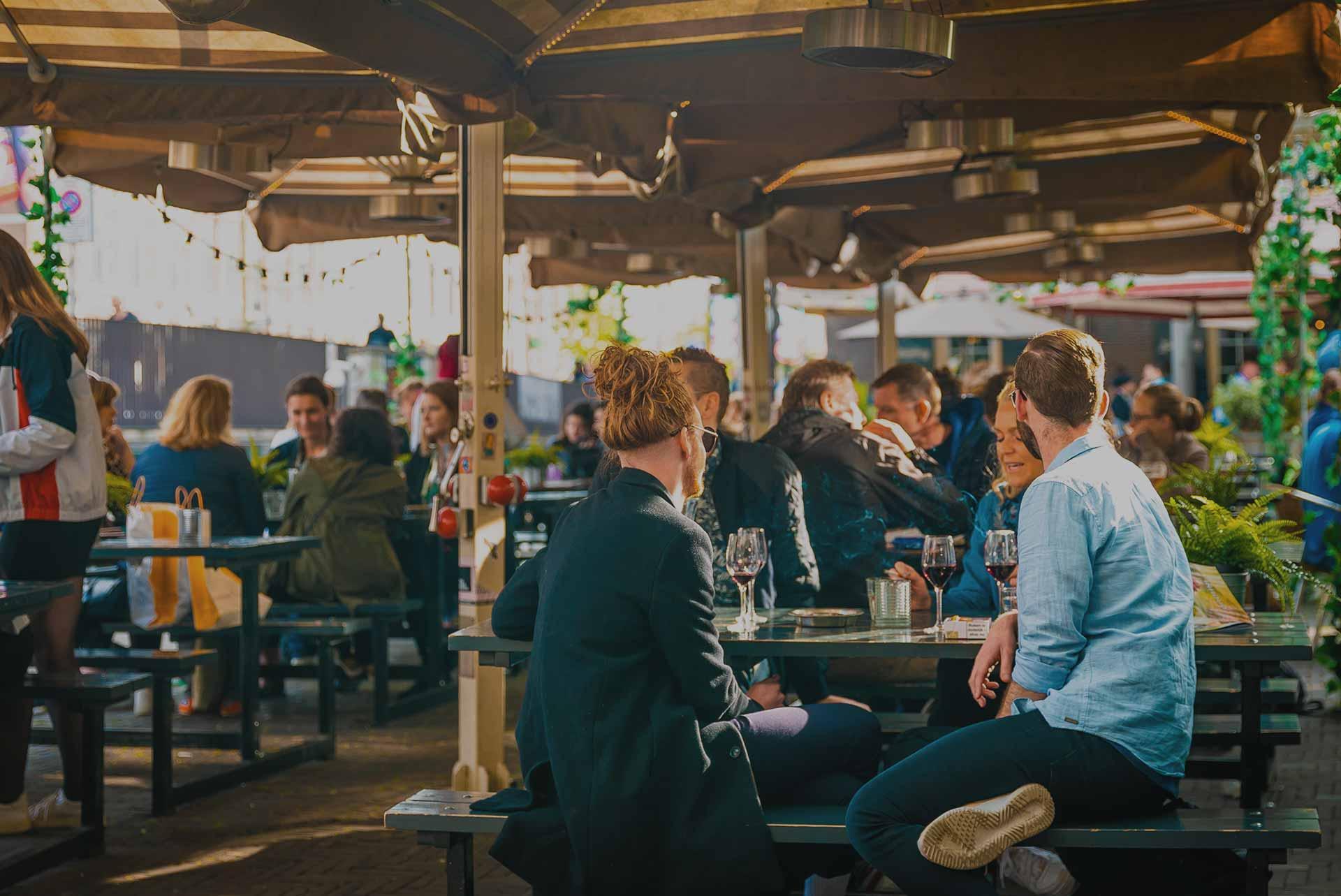 Café Restaurant Hoender en Hop Den Haag